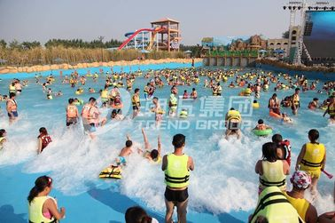Trung Quốc Customized Water park Wave Machine For Family Fun in Aqua Park nhà cung cấp