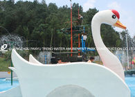Trung Quốc Customized Fiberglass Small Water Pool Slides Designed For Water Park Games nhà máy sản xuất