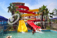 Trung Quốc Customized Family Aqua Park Slides Outdoor Fiberglass Water Slide For Amusement Park Công ty