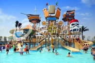 Trung Quốc Floating Water Playground Equipment Large Theme Hotel Outdoor Water Park Công ty
