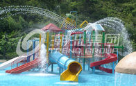 Trung Quốc Water Park Project /  Kids' Water Playground Durable Big Customized Water Slide nhà máy sản xuất