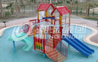 Trung Quốc 6.5 M Kids Water House / Water Playground Equipment for Swimming Pool nhà máy sản xuất