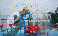 Trung Quốc Promotion Kids Water Slides for Children Play Area / Equipment Floor Space 9.5*6.5m nhà máy sản xuất