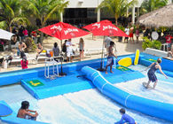 Trung Quốc Outdoor Aqua Play Flowrider Water Ride For Skateboarding Surfing Sport nhà máy sản xuất