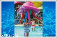 Trung Quốc Customized Aqua Play, Octopus Spray, Fiberglass Spray Park Equipment For Children Công ty
