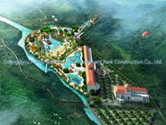 Trung Quốc Amusement Water Park Conceptual Design / Professional Design Team for Water Park Công ty