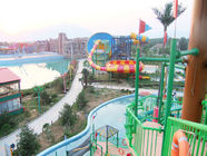 Trung Quốc Waterpark Project, Outdoor Water Park Engineering Projects / Customized Water Slide Công ty