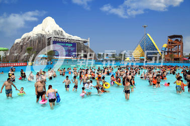 Air Blower Water Park Wave Pool Construction Family Use Custom Size for Water Park